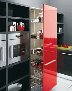 white black and red kitchen design gio by cesar digsdigs With black and red kitchen designs