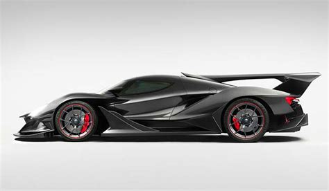 Apollo Intensa Emozione Hypercar Can Be Yours For $27 Million