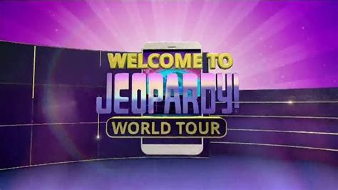jeopardy world  tv commercial wager ispottv