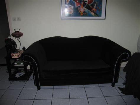 canape d angle en cuir noir canapé maison monde clasf