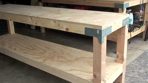 workbench plans  legs  woodworking