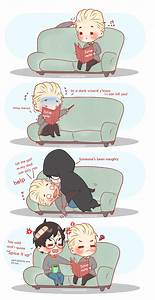 Chibi Drarry[ S... Drarry Cute