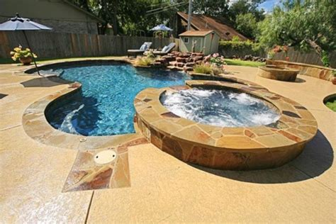 spas and tubs traditional pool by