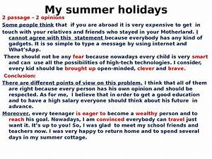 A Summer Vacation Essay Write Paper Fast Plan For Summer Vacation  My Plans For Summer Holidays Essay Apa Format Sample Paper Essay also Pay Someone To Do Online Class  How To Write A Proposal Essay
