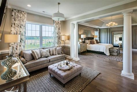 20 Amazing Luxury Master Bedroom Design Ideas