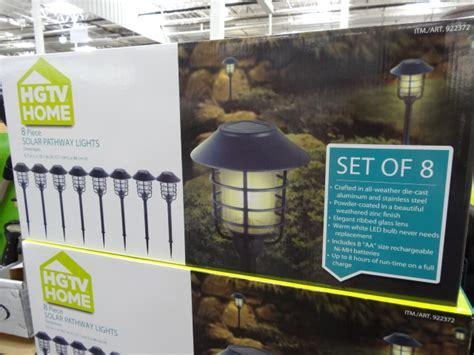 costco solar lights solar pathway lights