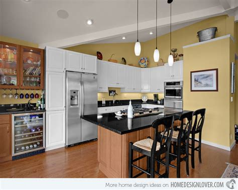 15 Awesome Black Tan Kitchen Designs   Decoration for House