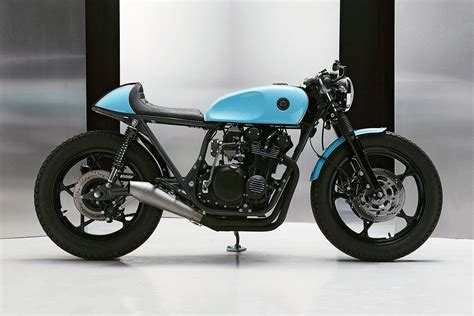 Suzuki Gs Cafe by Mixing It Up A Suzuki Gs 550 Cafe Racer From Poland