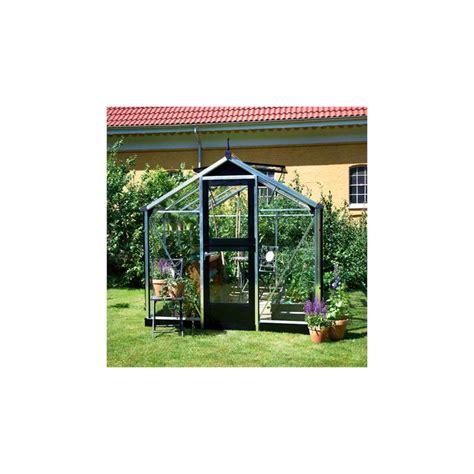 serre de jardin 5m 178 en verre tremp 233 compact nye juliana