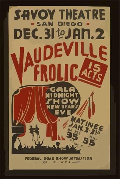 Eve Frolic Vaudeville Midnight Gala Acts Clip