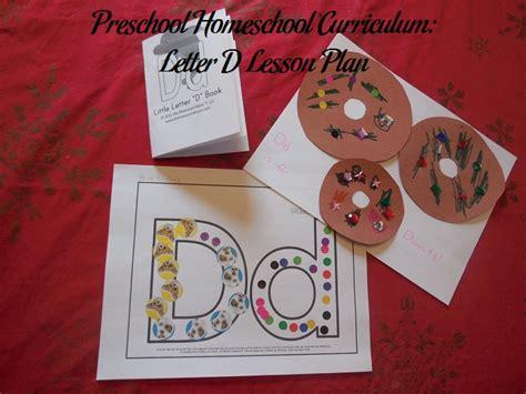 preschool homeschool curriculum letter d lesson plan 708 | 2015 04 07 Preschool Homeschool Curriculum Letter D Lesson Plan