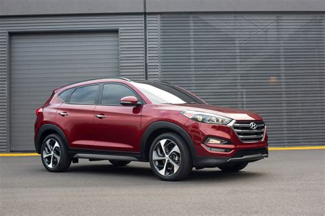 2016 Hyundai Tucson Debuts In Ny, Doesn't Look Half Bad