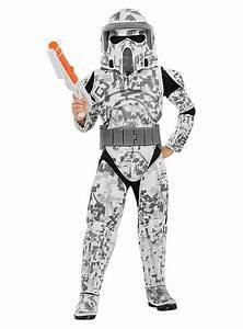 Kinderkostüm Star Wars : star wars klonkrieger scout kinderkost m ~ Frokenaadalensverden.com Haus und Dekorationen