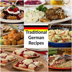21 Traditional German Recipes You Can't Miss | MrFood.com