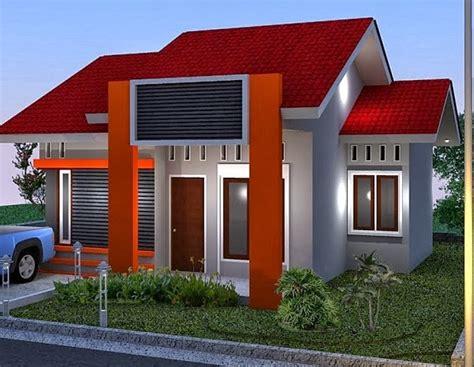 contoh warna cat rumah minimalis
