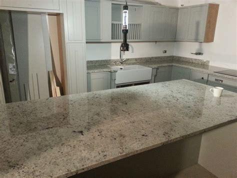 colonial white granite worktop southam contemporary