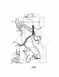 Craftsman Lt1000 Wiring Diagram