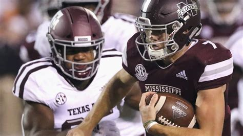texas   mississippi state  cfb highlights