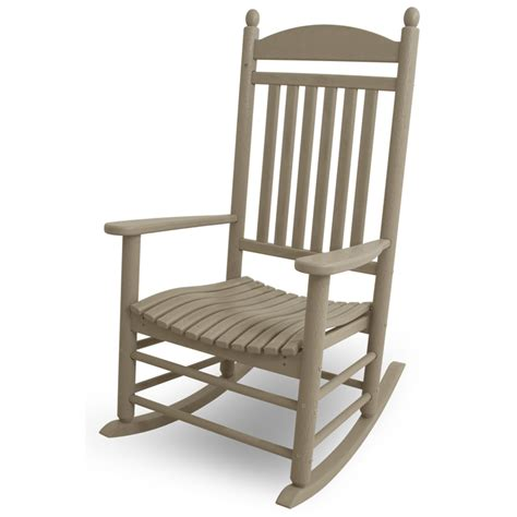 Polywood Rocking Chair Set by Polywood Jefferson Rocking Chair Polywood