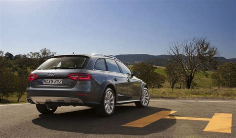 Audi A4 Review by Audi A4 Allroad Review Caradvice