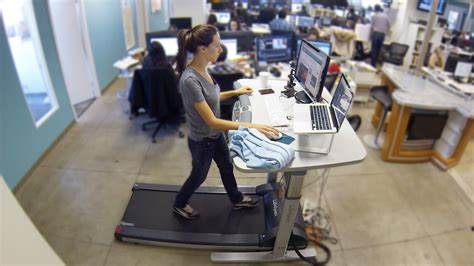 best under desk treadmill we tried a treadmill desk because sitting at work is