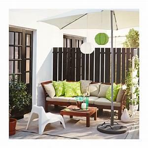 Salon Exterieur Ikea : pplar h ll canap 3 places ext rieur salon de jardin ~ Premium-room.com Idées de Décoration