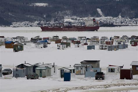 plans   wood ice fishing shanty plans diy