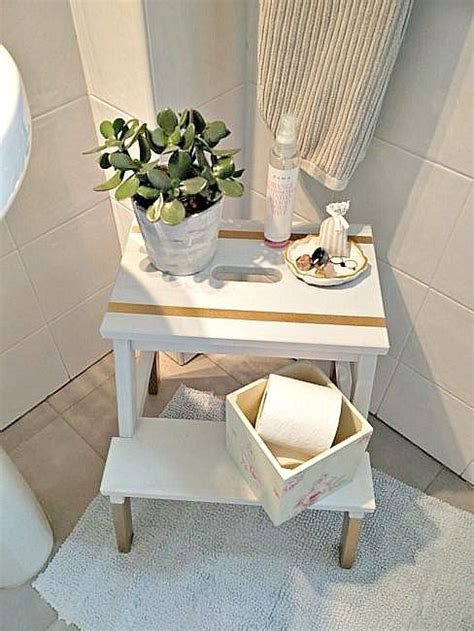 Ikea Hocker Ankleidezimmer by 5 Ways To Use The Ikea Bekvam Step Stool Echt Ikea