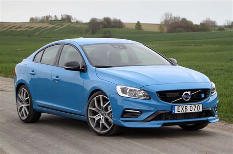 Volvo S60 Photo by 2015 5 Volvo S60 Polestar Drive Photo Gallery