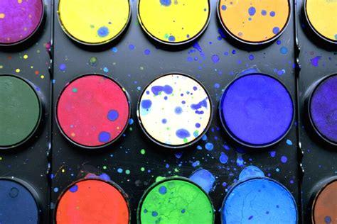 รูปภาพฟรี: สี ที่มีสีสัน สี สี สี สีน้ำ ศิลปะ