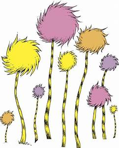 Lorax Truffula Trees Clip Art | Best Toddler Toys ...