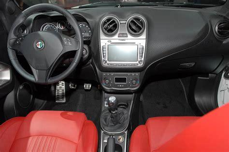 Interieur Alfa Romeo MiTo Quadrifoglio Verde photo