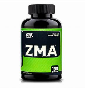 Zma - 180 Gelules - Optimum Nutrition