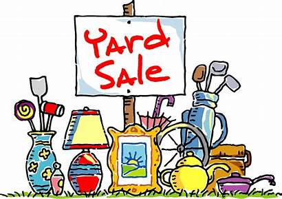 Clip Yard Clipart Items Sell Garage Powerpoint