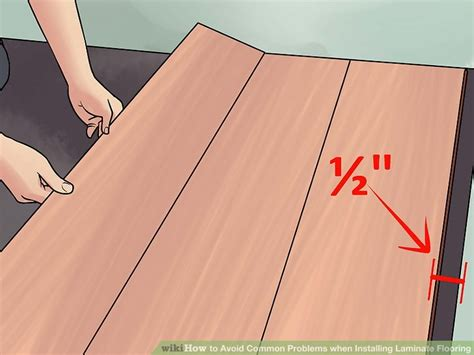 How To Avoid Common Problems When Installing Laminate Flooring Ashley Bedroom Furniture For Sale One Apartments In Miami Fl King White Sets Kids Tent Comfy Chair Thomasville Set Blue Curtains Ideas Unique