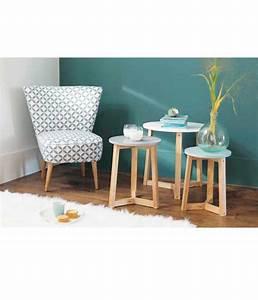 Fauteuil Vintage Maison Du Monde : petit fauteuil lequel choisir pour une maxi d co ~ Teatrodelosmanantiales.com Idées de Décoration