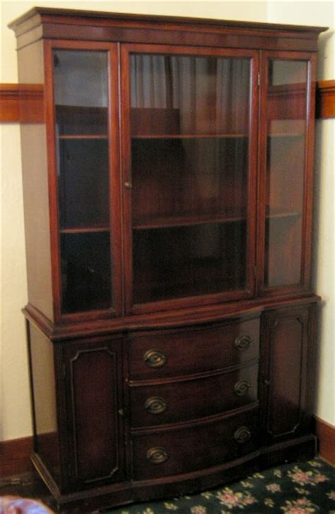 Duncan Phyfe China Cabinet by Julie Revalo Future Estate Sale