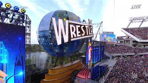wrestlemania  results recaps  ratings