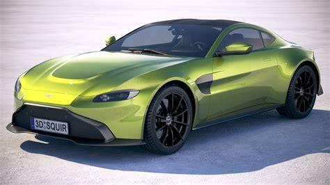 2019 Aston Martin Vantage by Aston Martin Vantage 2019