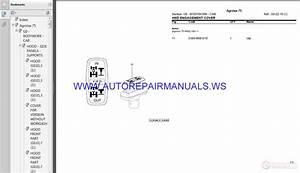Deutz Fahr Agrolux 75 Parts Manual