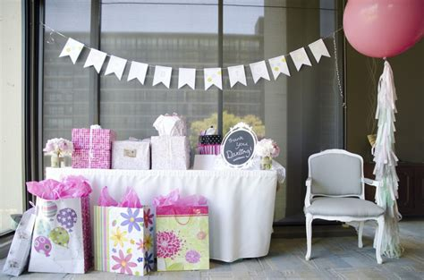 amys pink  white bridal shower trueblu bridesmaid