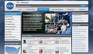 NASA Job Application - Apply Online