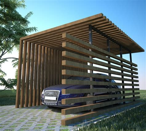 Backyard Designed By Mhd Group  Backyard Carport Los