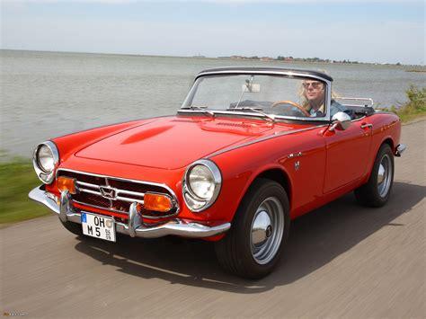 Honda S800 Photos, Informations, Articles - BestCarMag.com