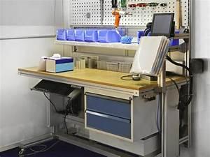 Fabriquer Un établi : choisir le bon tabli crit res prendre en compte ~ Melissatoandfro.com Idées de Décoration