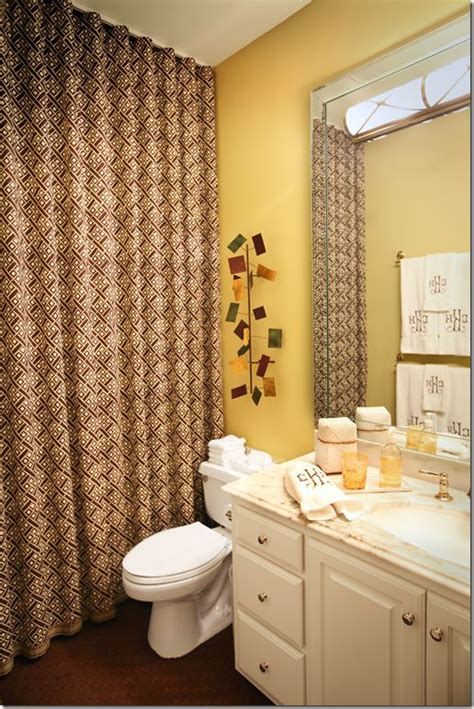 floor to ceiling shower curtains bathrooms
