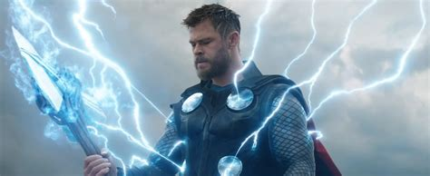 avengers endgame brought  redacted thor character