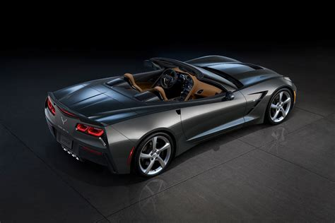 Chevrolet Corvette Stingray Convertible C7 2018 2018