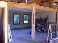 removing a wall Removing load bearing walls the right way. : DIY