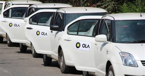 India's Uber Rival Ola Is Reportedly Working On Assisted Driving Tech
